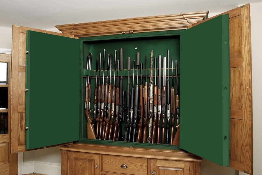 The Tactical Way To Store Guns: A Buying Guide On Gun Cabinets