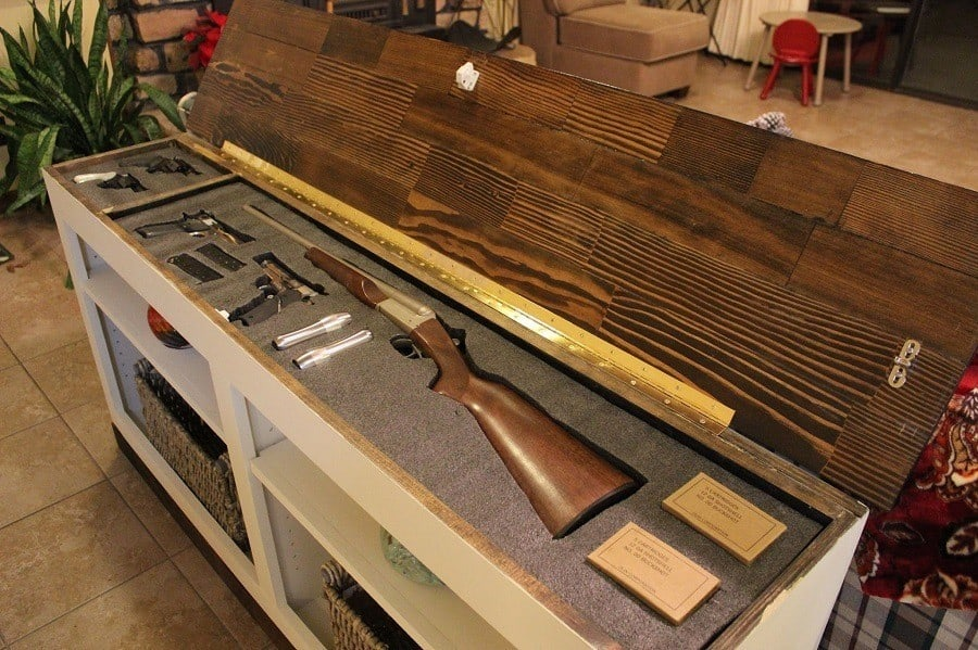Gun Storage 101: Everything You Need To Know About Guns