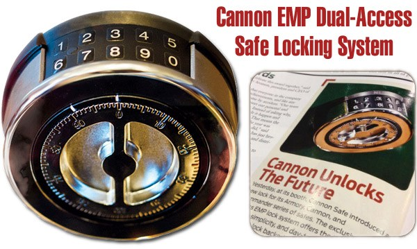 Dual Gunsafe Lock