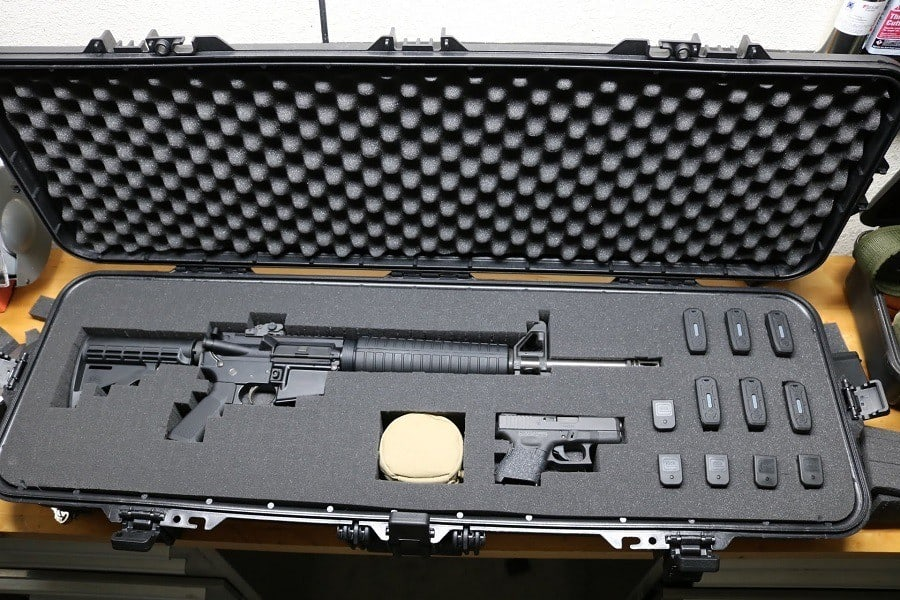 Plano Molding Tactical Gun Case Review