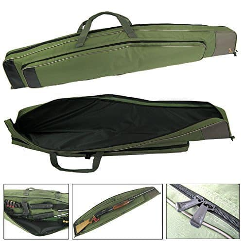 Soft Gun Case are just for carrying