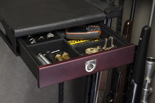 Different Stuff In Gun Safe