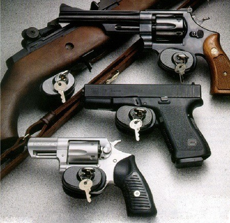 Triger Locks for Guns