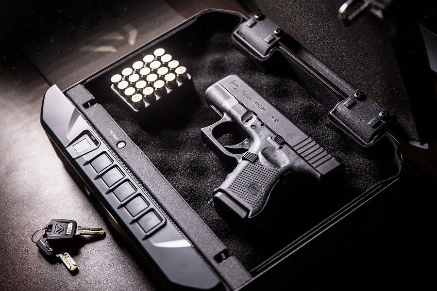 VAULTEK VT20i Biometric Handgun Safe Review