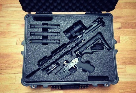 Best case to store your weapons