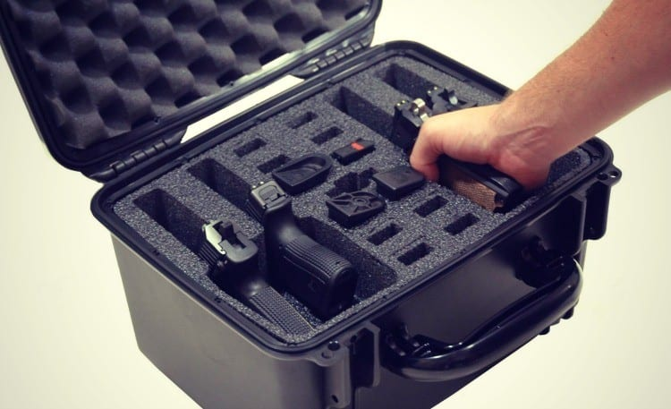 Case Club Waterproof 4 Pistol Case Review