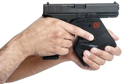 Smart gun - biometric scanners