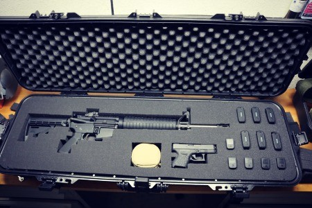 Plano Molding All Weather Tactical Gun Case