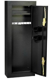 HOMAK HS30103660 8-Gun Security Cabinet