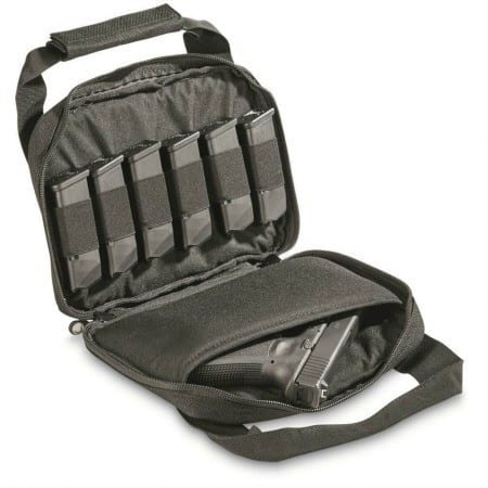 Small tactical gun case.