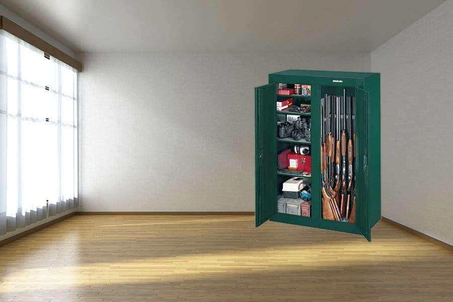 Stack-On 16 Gun Steel Security Cabinet Review