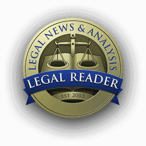 Legal News and Analysis, Legal Reader Logo