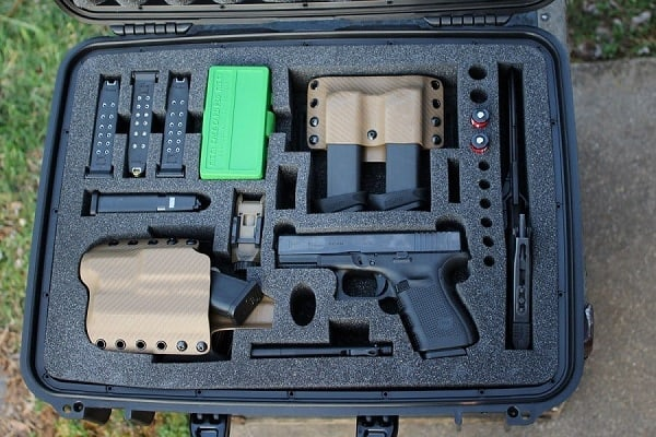 Gun case kit