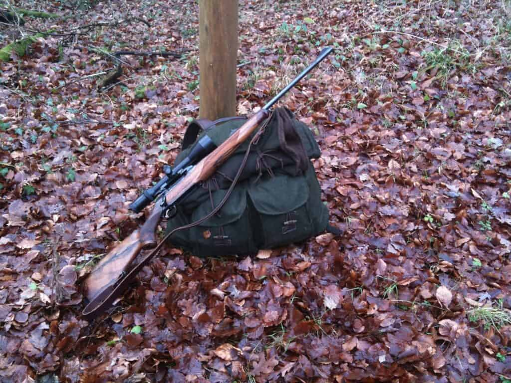 Determining what kind of backpack for rifle range